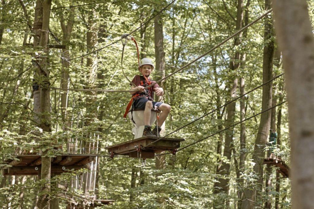 kletterwald schwerte