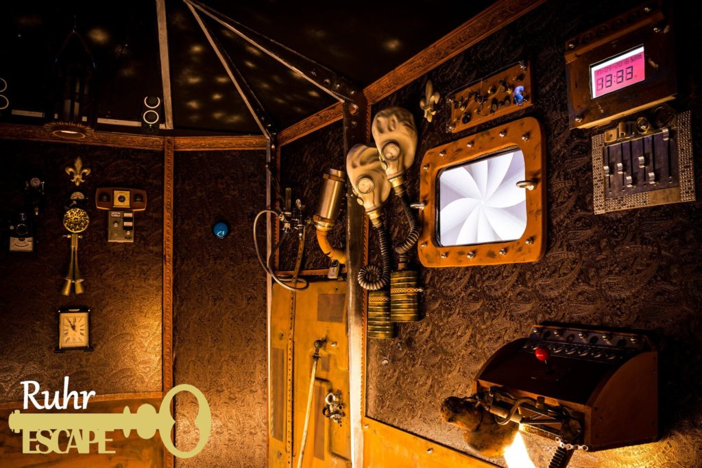 30 Ratselhafte Live Escape Rooms In Nrw