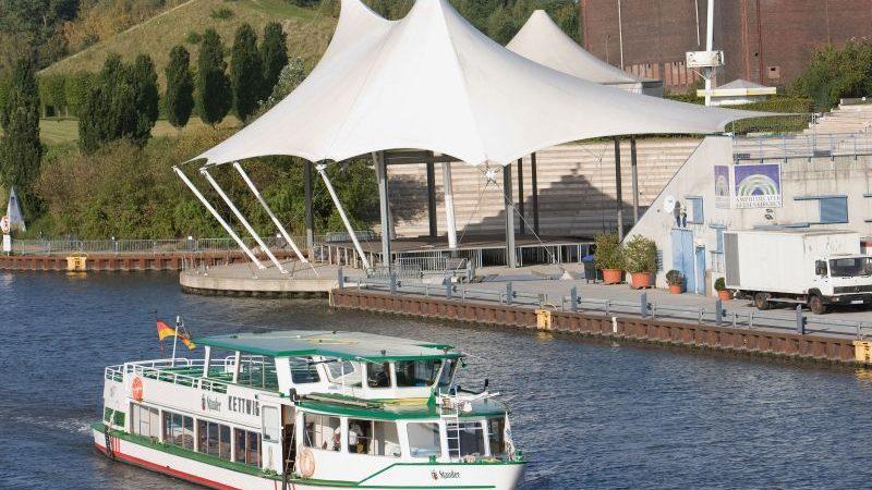Schifffahrten im Ruhrgebiet: Hier stichst du in See