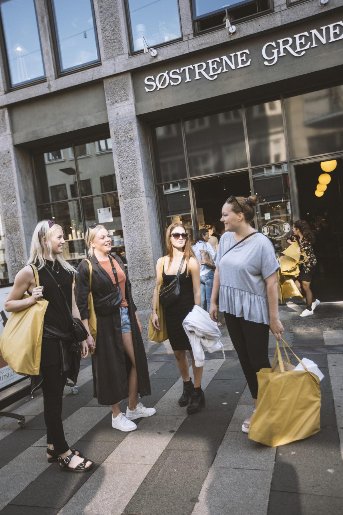 Hygge In Düsseldorf Søstrene Grene Eröffnet Zwei Stores
