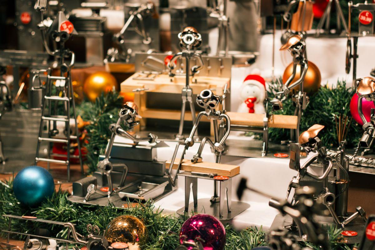 weihnachtsmarkt mal anders besondere m rkte in nrw. Black Bedroom Furniture Sets. Home Design Ideas