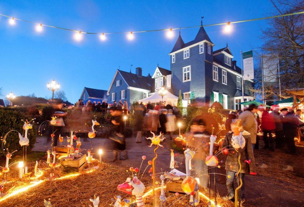 Weihnachtsmarkt Heute Nrw.Weihnachtsmarkt Mal Anders Besondere Märkte In Nrw