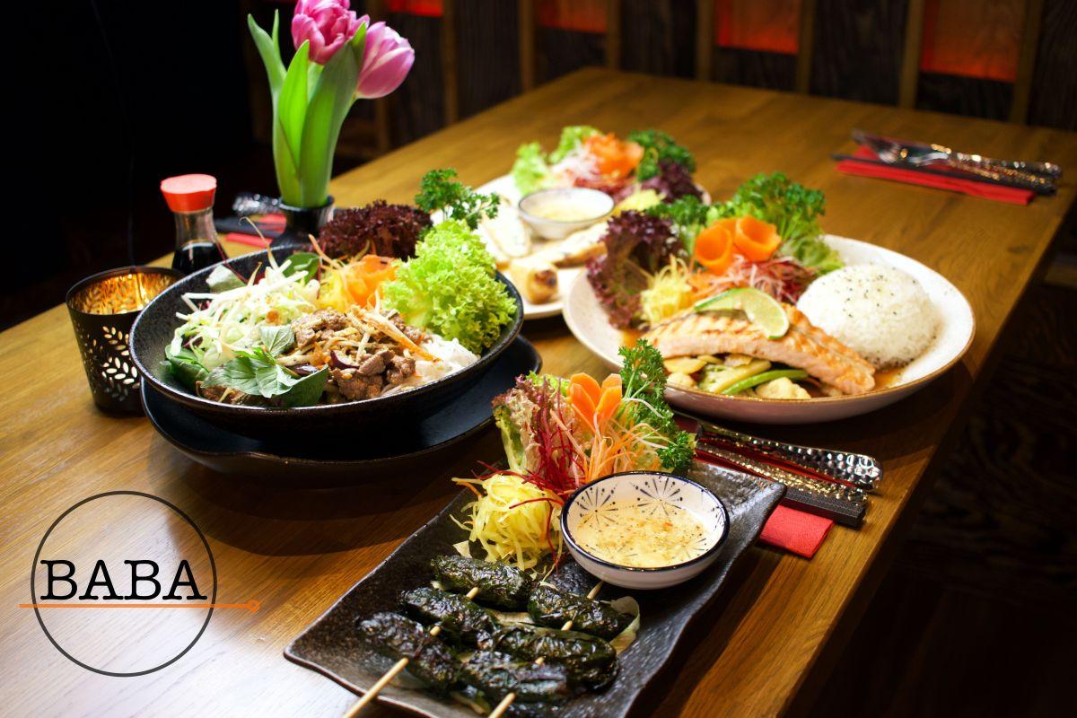 Restaurant BaBa Sushi: Neueröffnung in Pempelfort