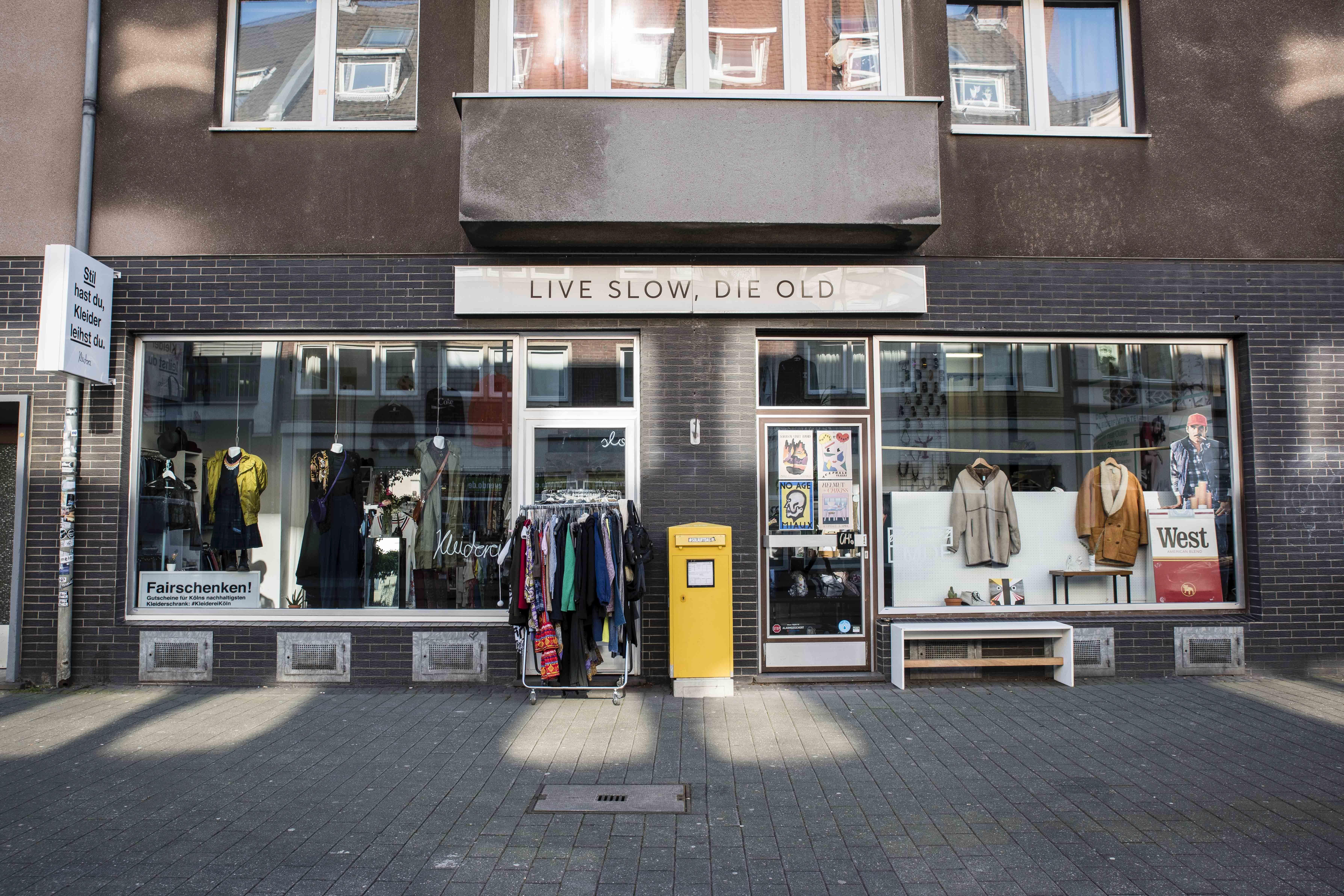 kleiderei in köln: mode leihen und kaufen