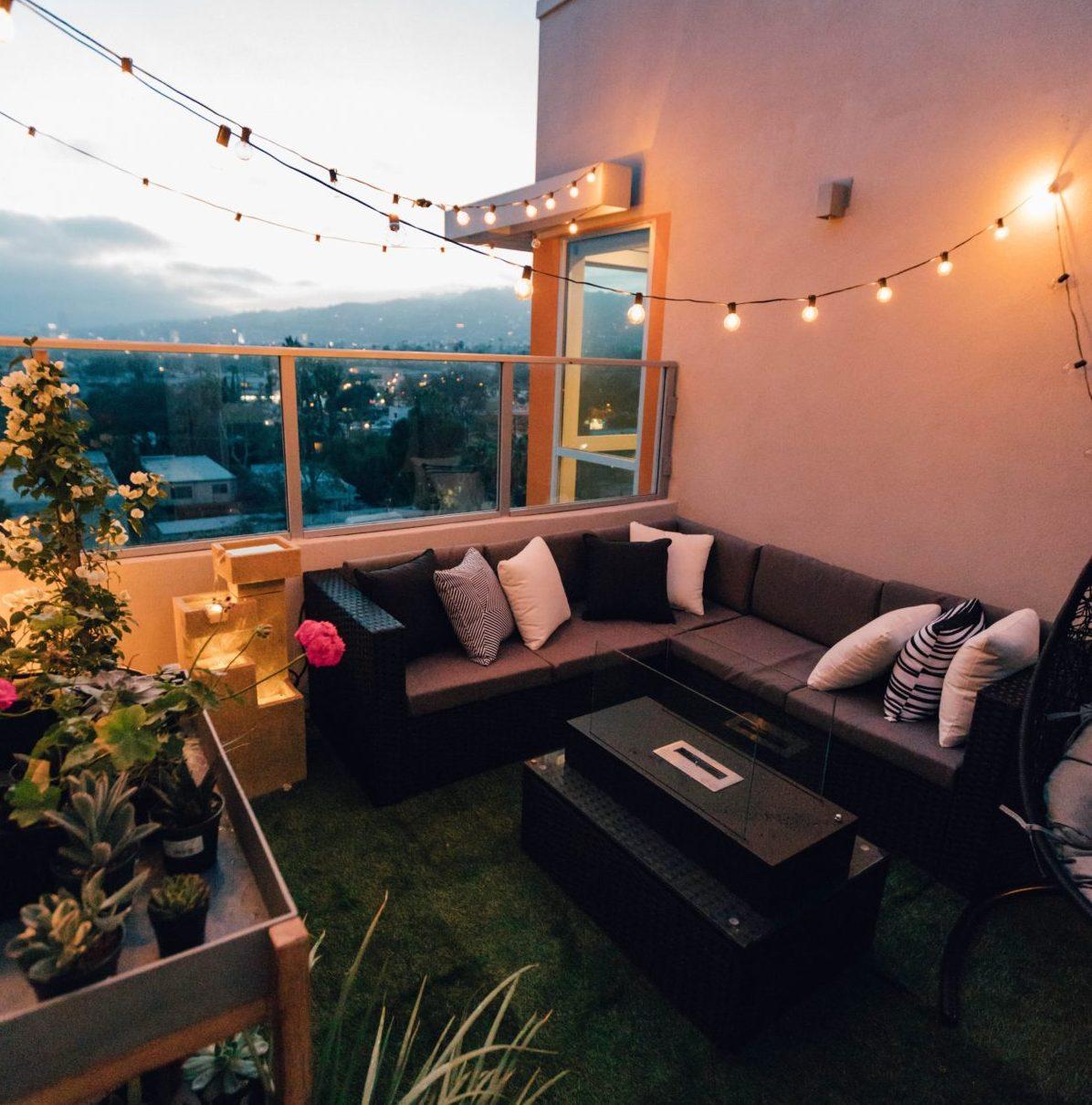10 Ideen Fur Den Balkon Kleine Grune Oase