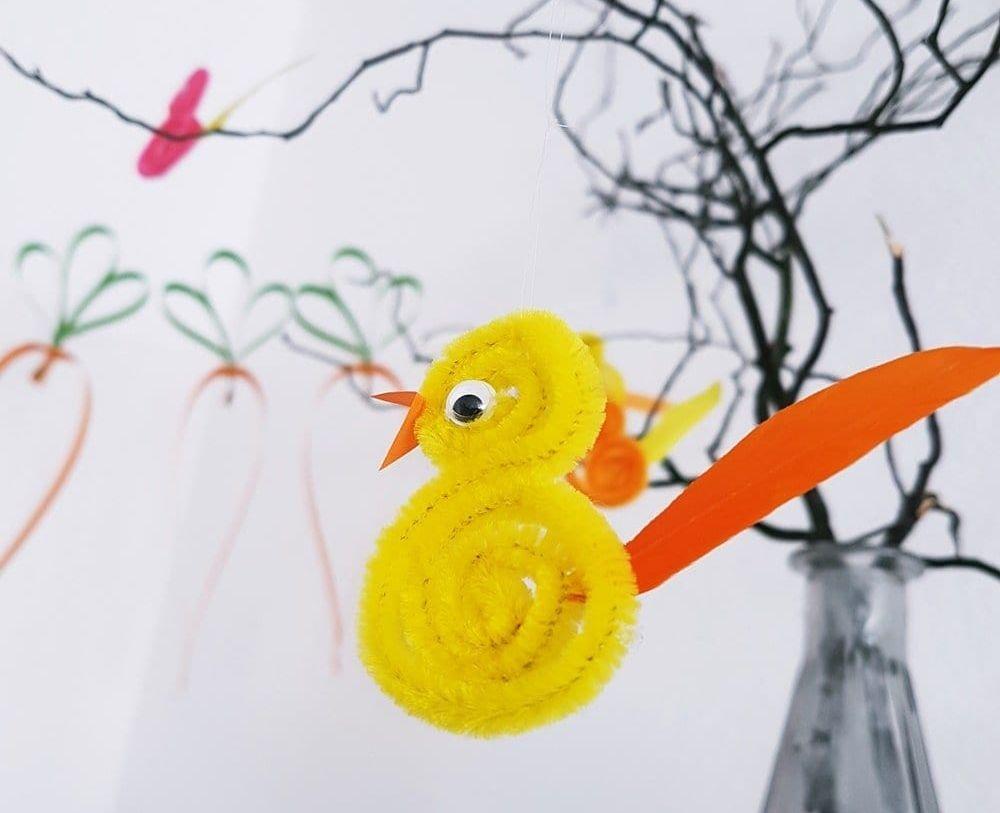 Basteln Mit Kindern 13 Gute Laune Ideen Furs Osterbasteln